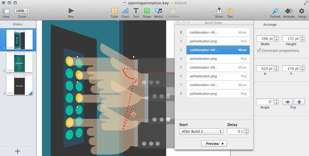 Prototyping animations with keynote jenni leder medium ccuart Image collections