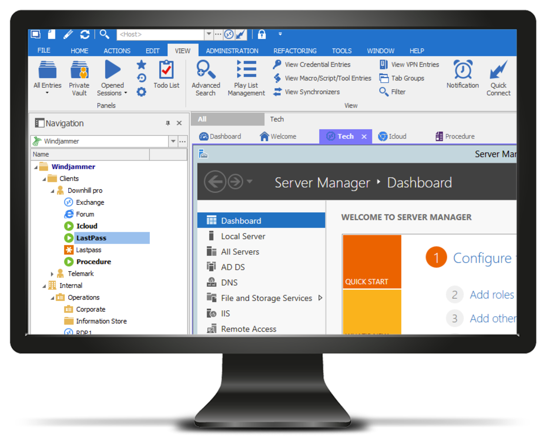 Remote Desktop Manager A Sysadmin Review