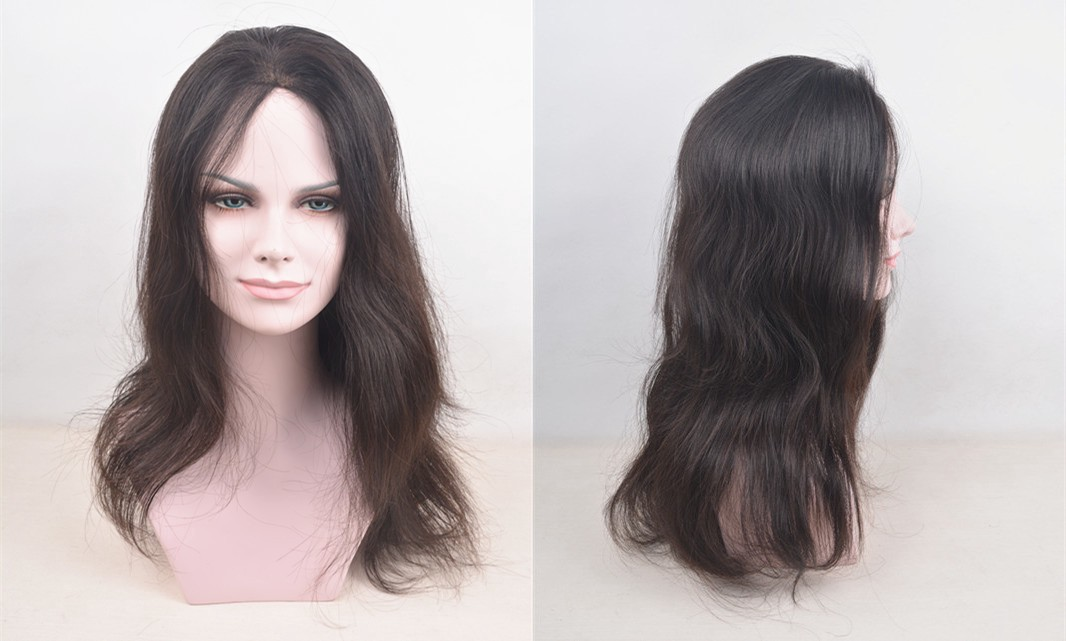 Totally Natural Looking — For a woman who needs to wear a wig everyday 49ac0369a