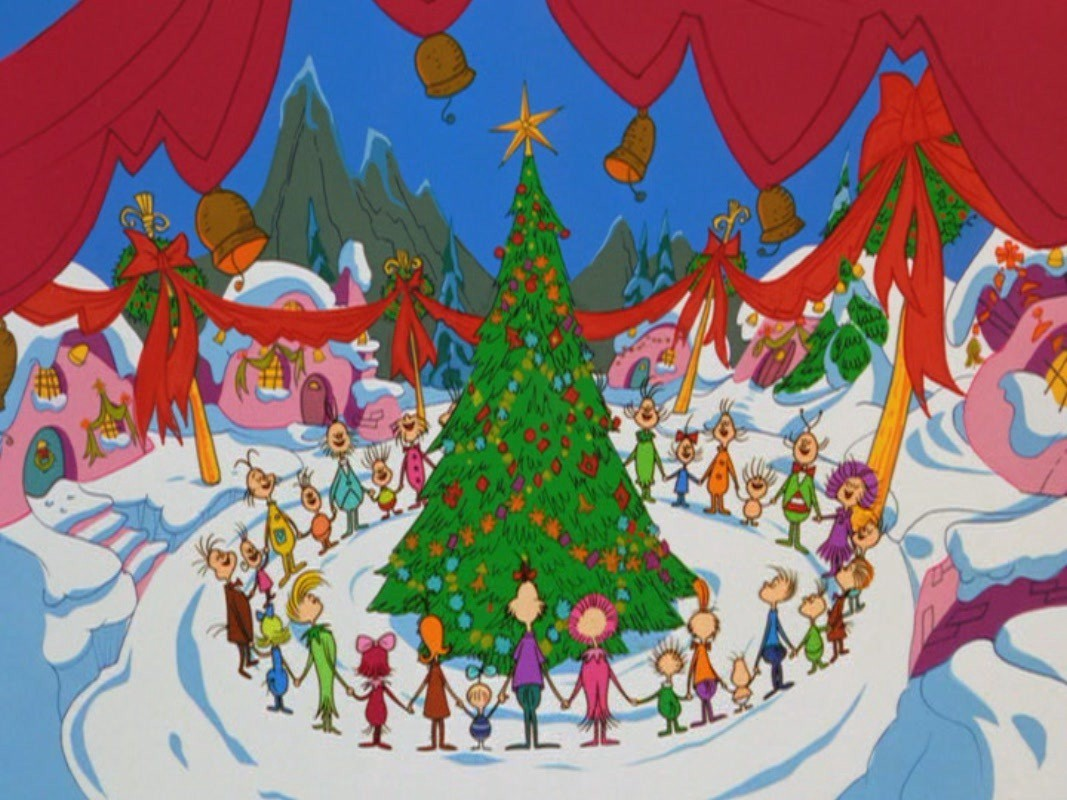 """I\'m Deeply Troubled By The Religious Implications of """"How The Grinch ..."""