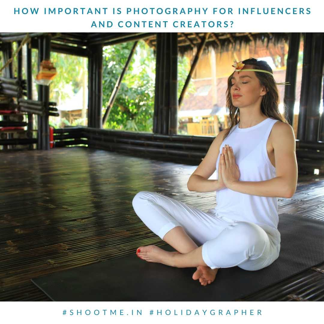 <div>The Importance of a professional shoot for Influencers & Content Creators</div>