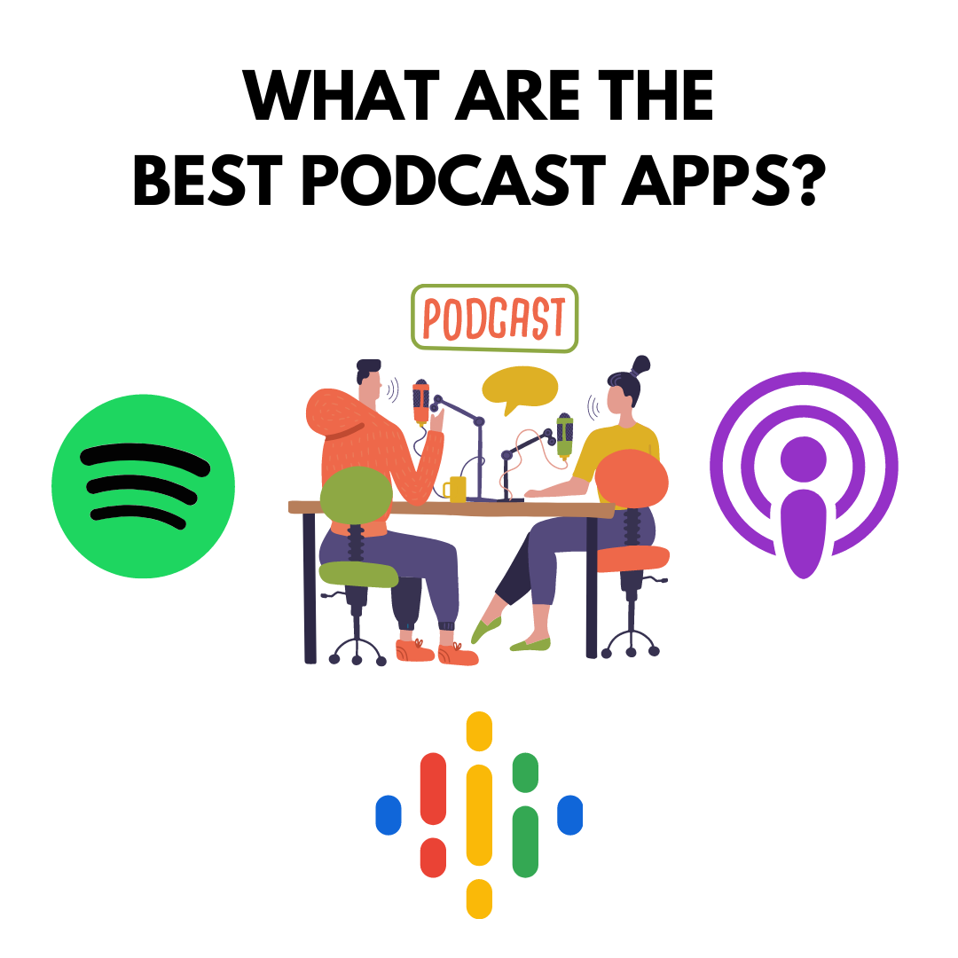 3 Best Podcast Apps That Are More Helpful Than Spotify