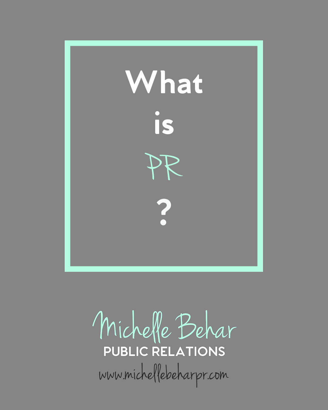 What is PR 80