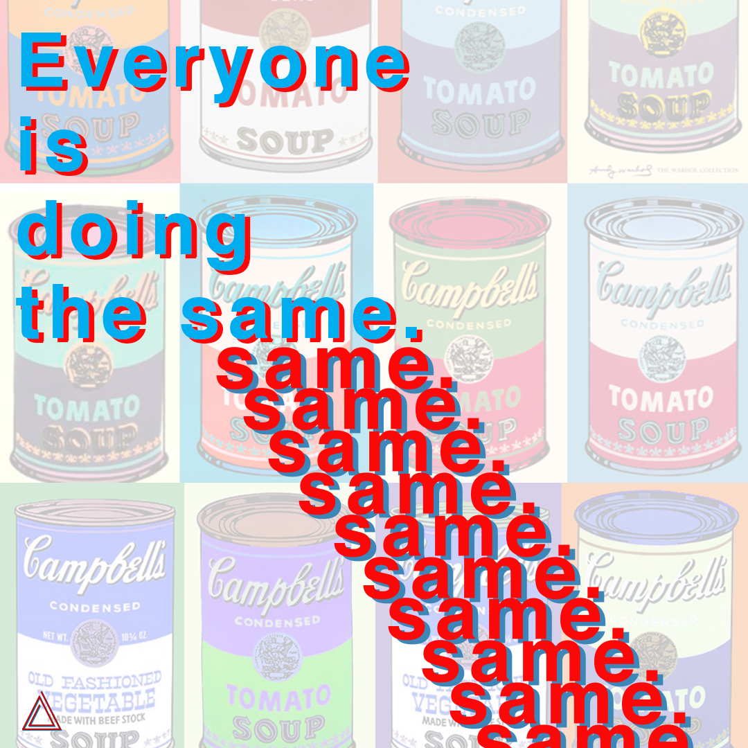 ec421b0ea Everyone is doing the same – UX Collective