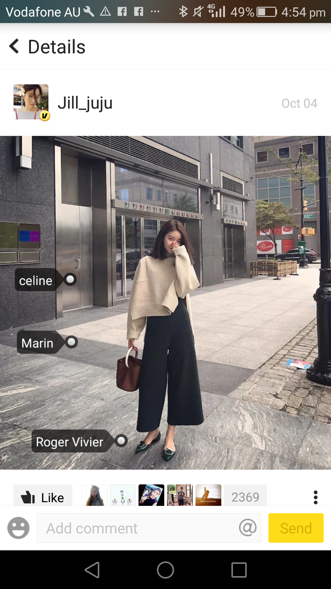 With Just One Click You Can See Exactly What Is Tagged Be It On Instagram Or Nice Which Much More Friendly For Brands Influencers And Users Alike