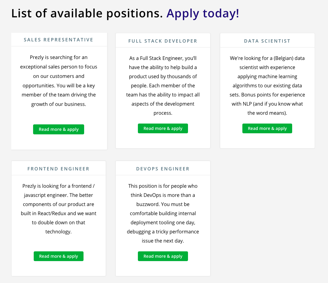 Tips For Recruiting Engineers Prezly Medium
