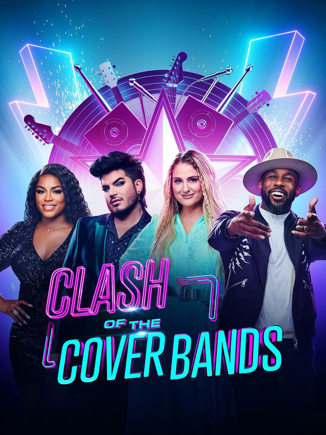 Clash of the Cover Bands | Series 1 (Episode 1) Full—Episode