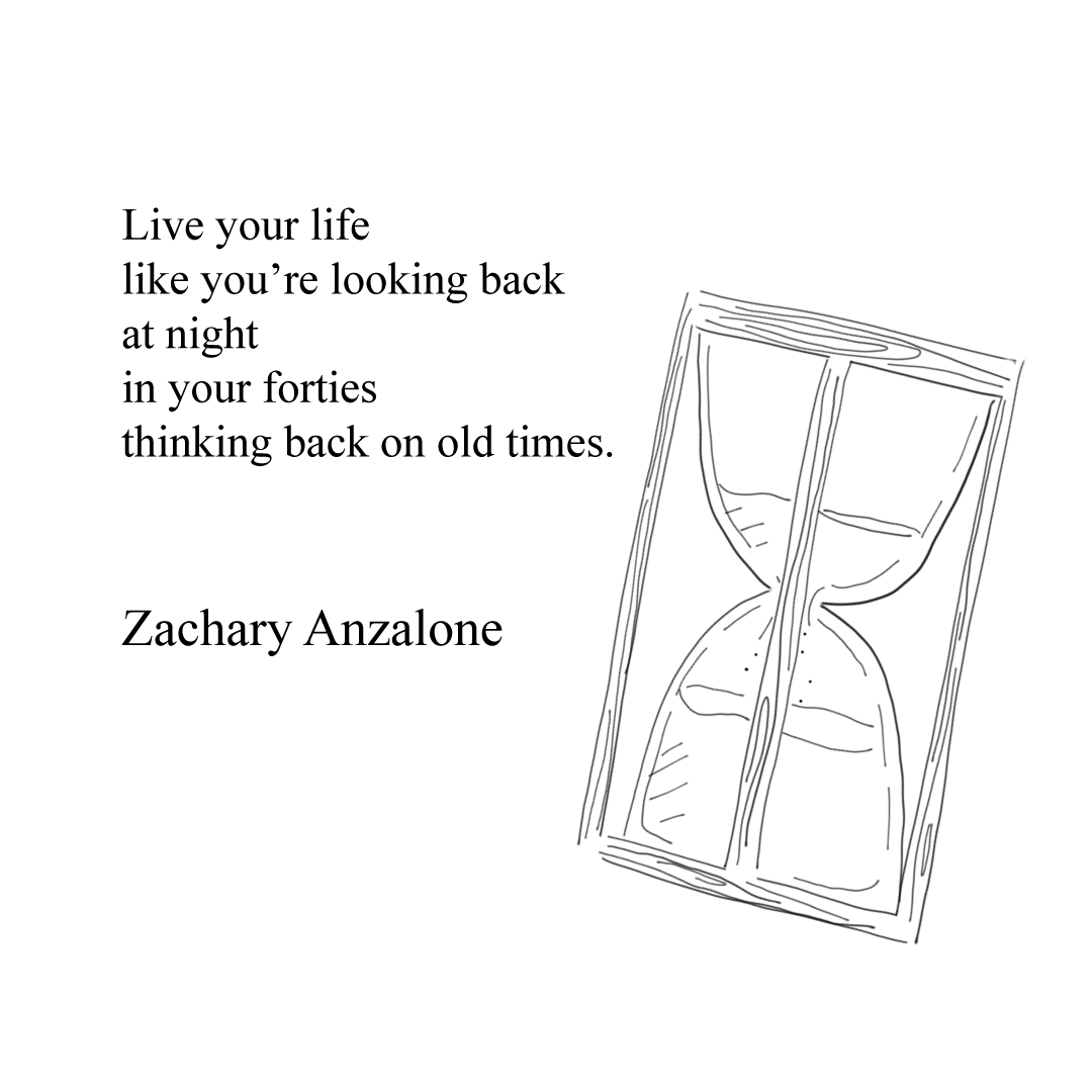 A Short Poem And Sketch About Time Life Is The Most Valuable Thing We Have In This World Yet Find It So Easy To Waste