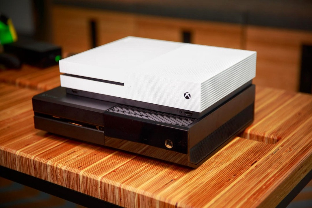 Xbox One Vs Xbox One S : Xbox one s vs xbox one what s the difference u the