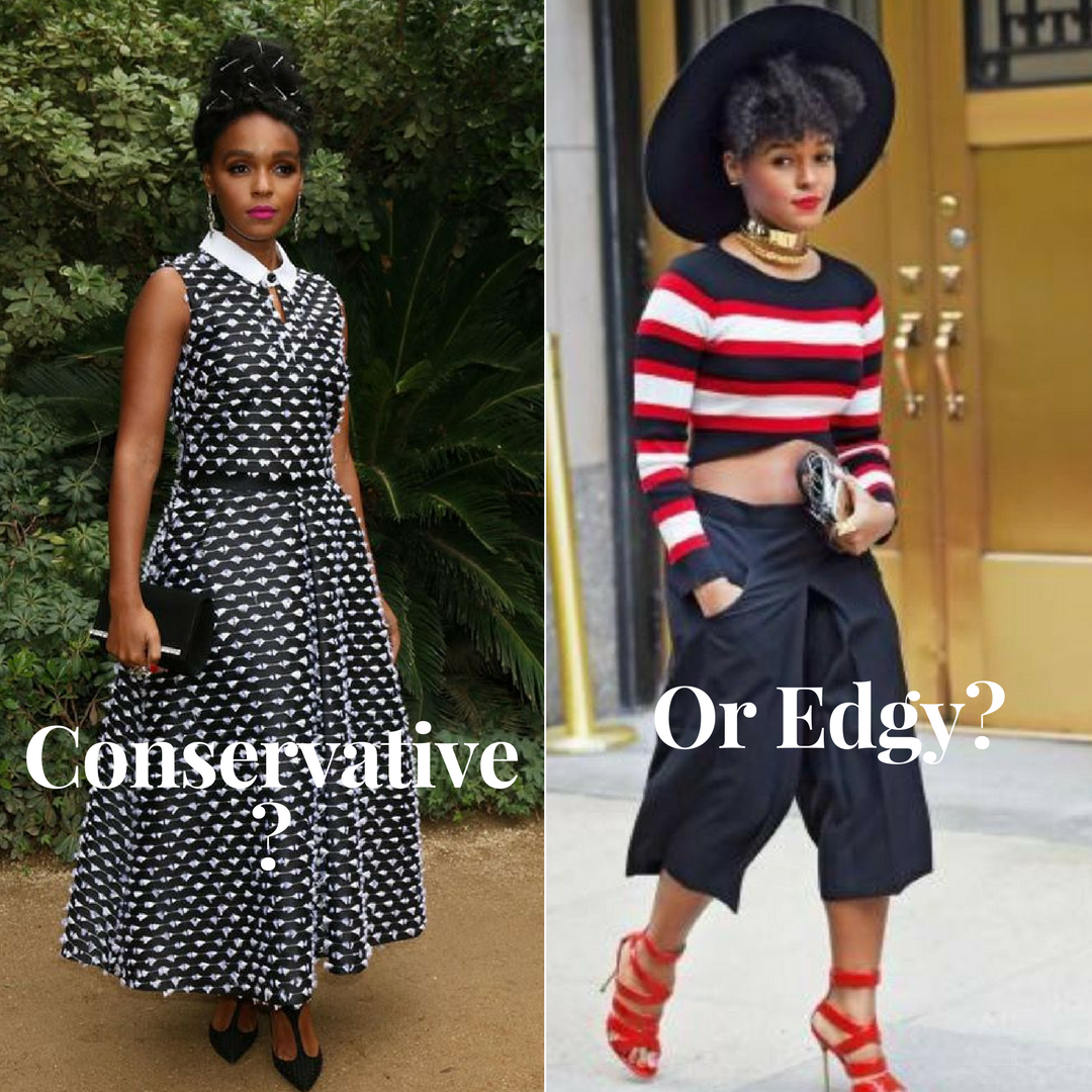 895b69afd38 What s your fashion style — conservative or edgy  – Qeturah.com – Medium