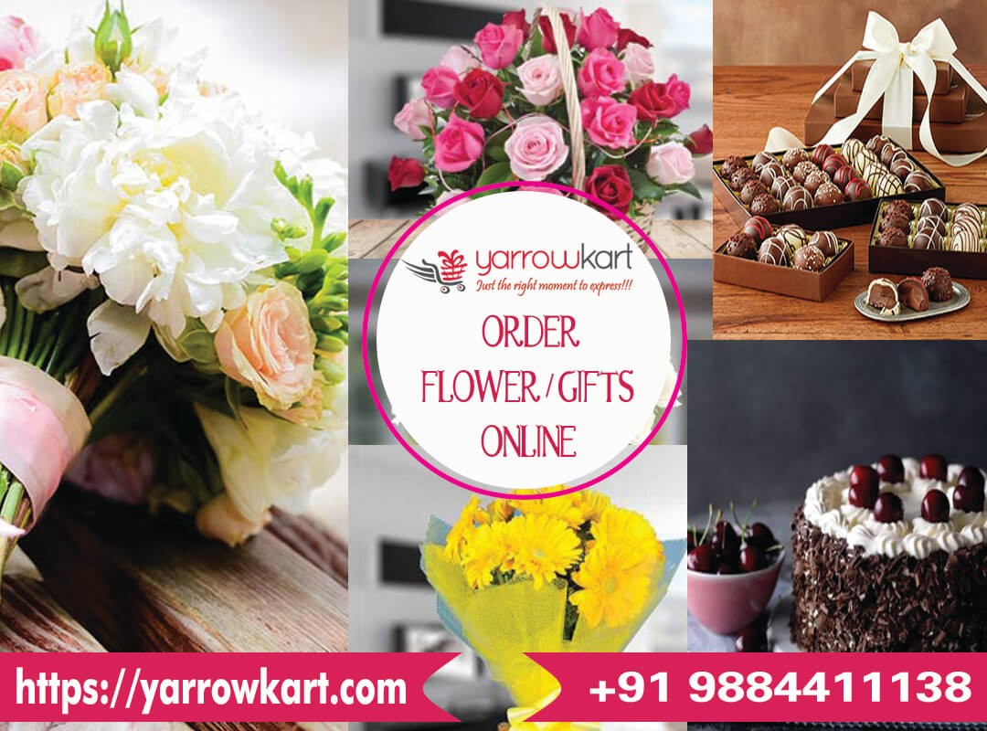 Flower Cake Delivery In Chennai Httpsyarrowkart
