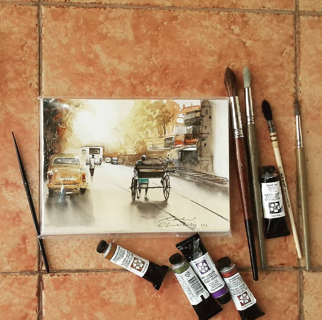 watercolor essentials jumbish medium
