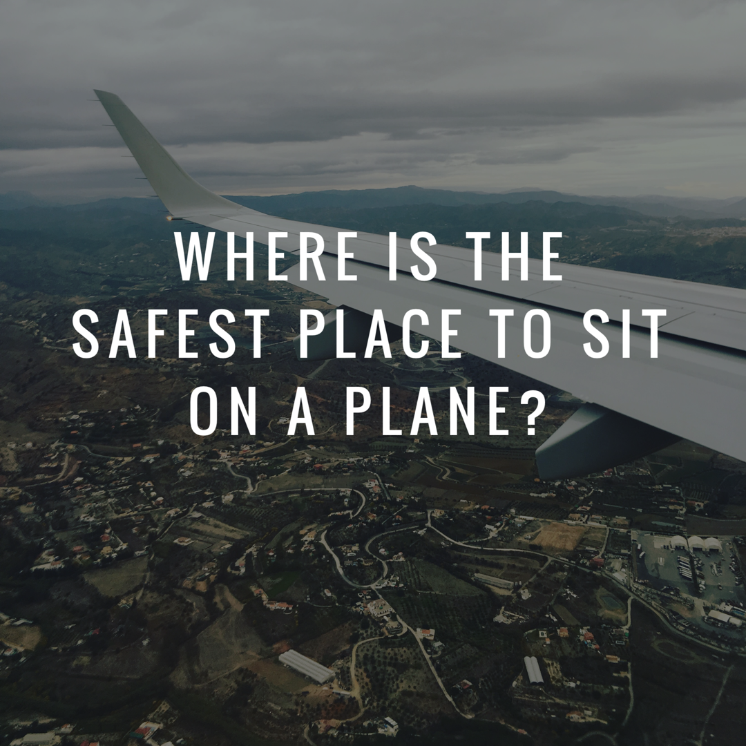 Watch This Is the Safest Place to Sit on a Plane video