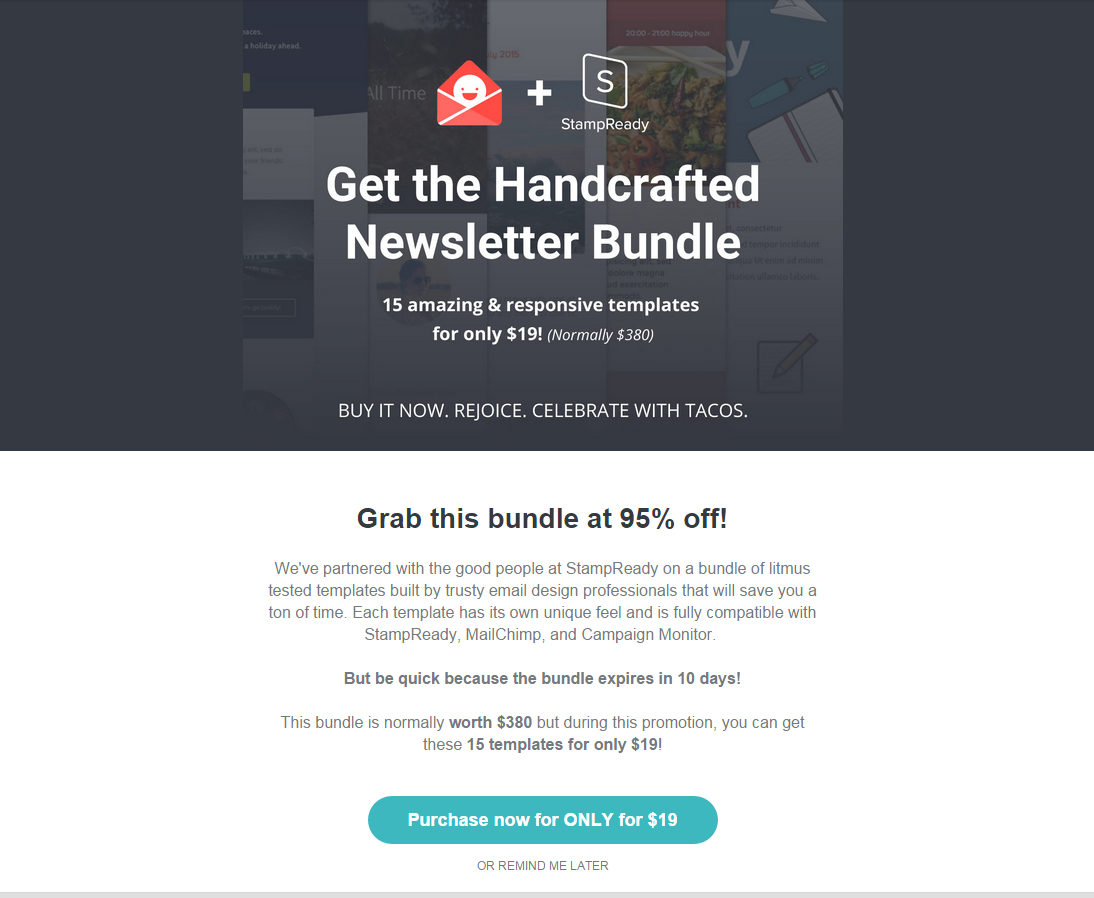 How we doubled our email traffic with a subject line