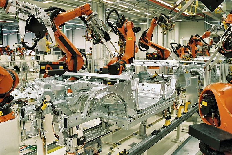 Automobile Manufacturing by BMW