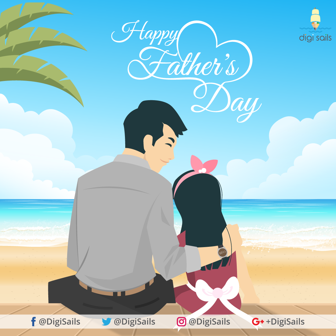 We Wish You A Very Happy Fathers Day Digi Sails Medium