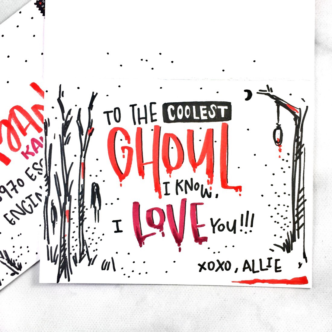 what to write in your halloween cards – punkpost – medium
