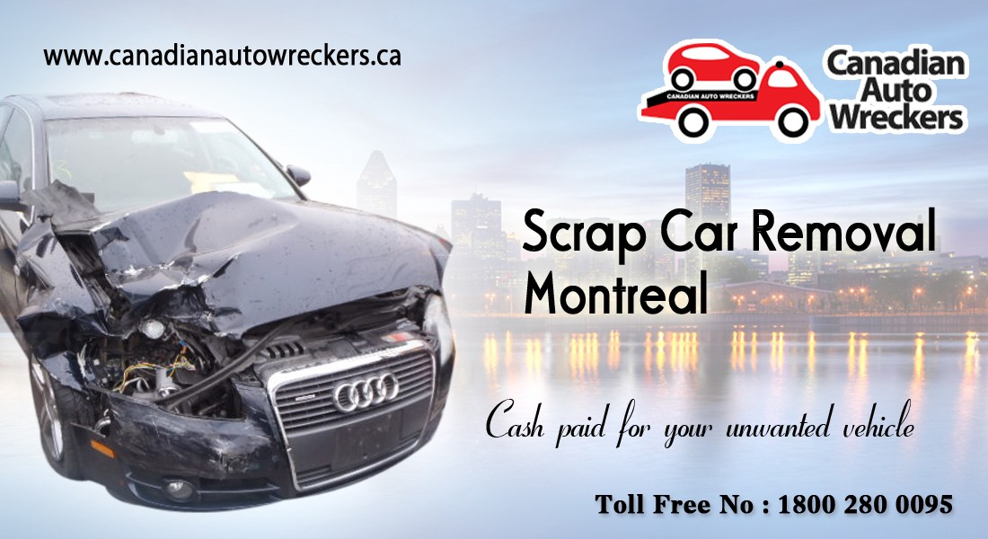 Where to Scrap Your Car in the Populous City With Scrap Car Removal ...