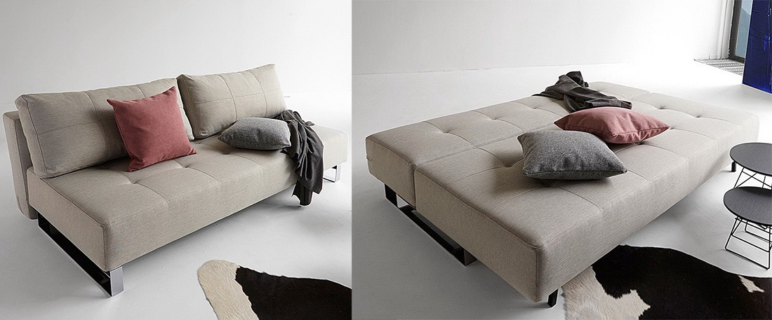 Sleeper Sofa Is A Functional And Convenient Alternative For Small Rooms To Accommodate Your Friends Guests If You Have No Spare Room