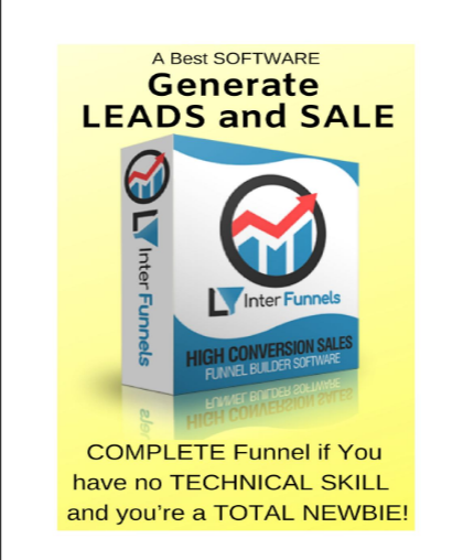 More About Sales Funnel Software