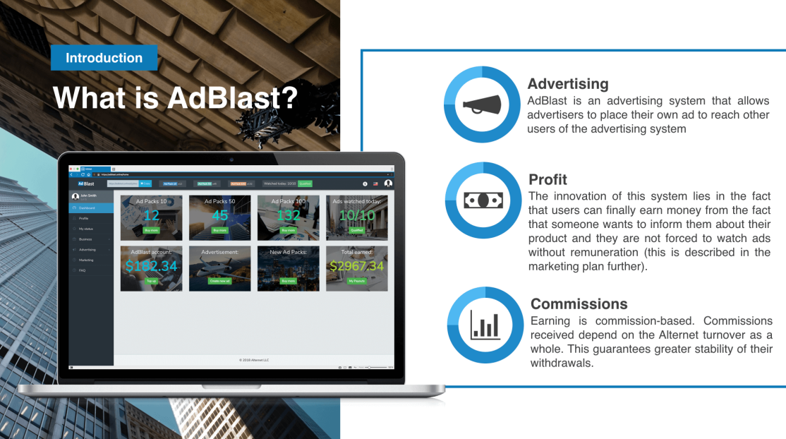 what is an advertising program
