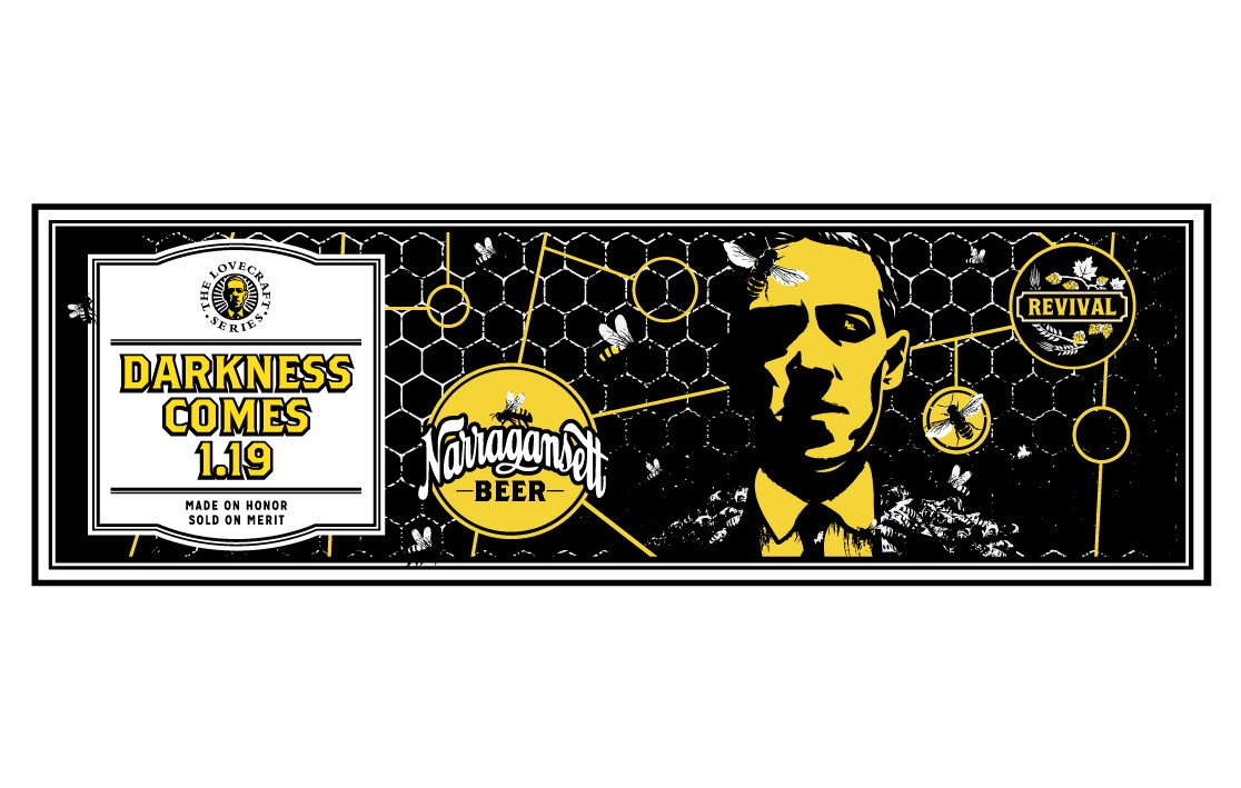 h p lovecraft beer to drive craft beer fans to utter madness