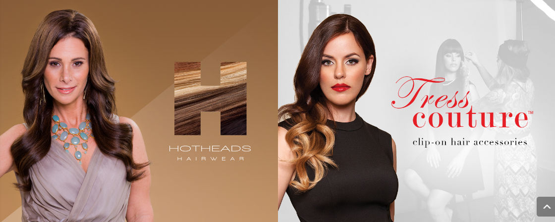 Amazing Hair Extensions For Women Hotheads Hair Extensions Medium