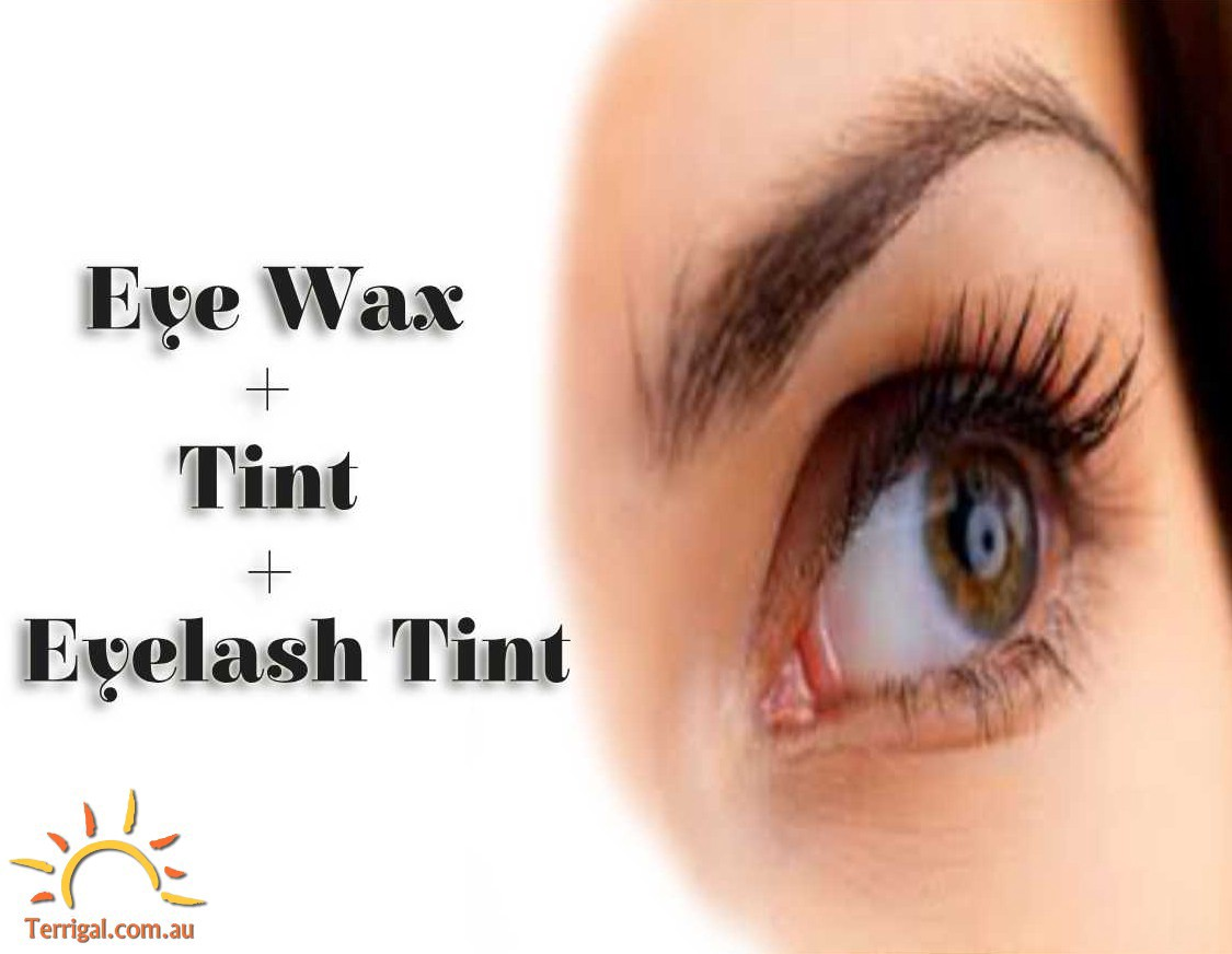 Eyebrow Wax Tint And Eyelash Tint Terrigal Beauty Salon