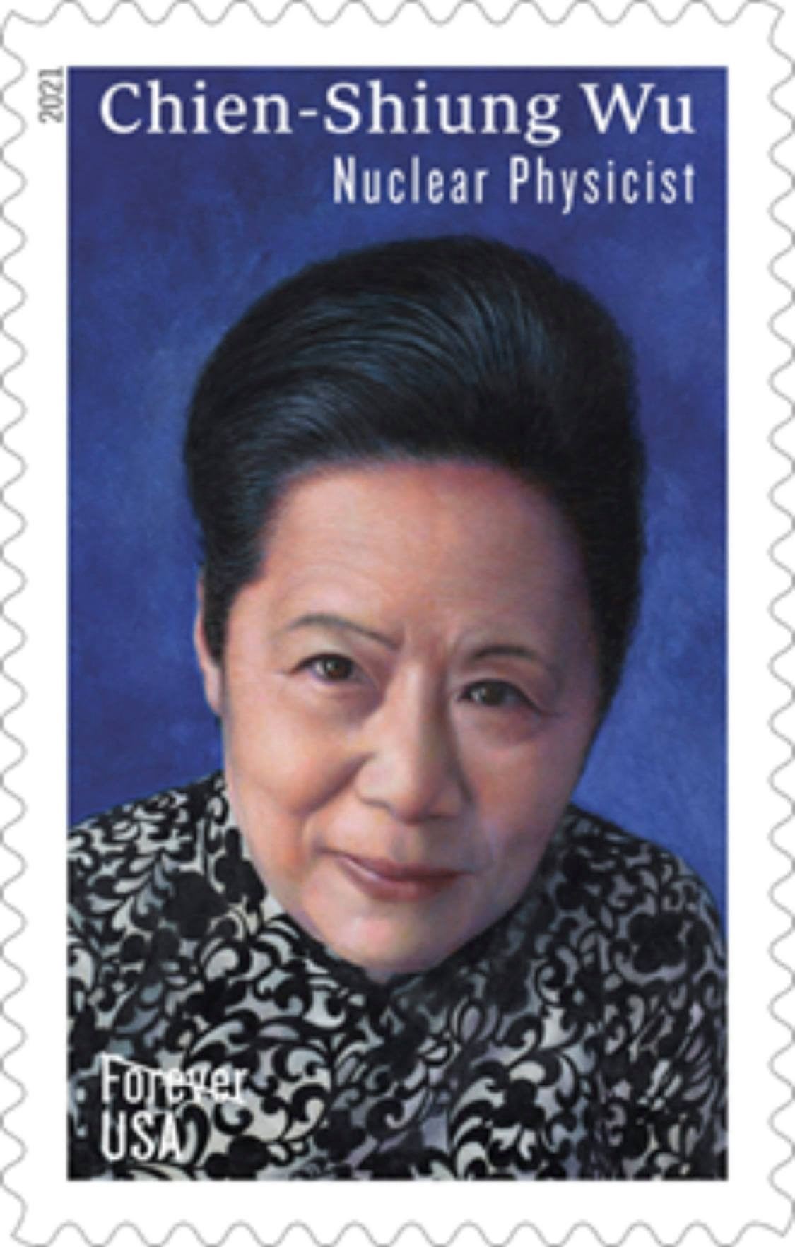 New USPS Stamp Celebrates Physicist Chien-Shiung Wu, The 'First Lady' Of Physics
