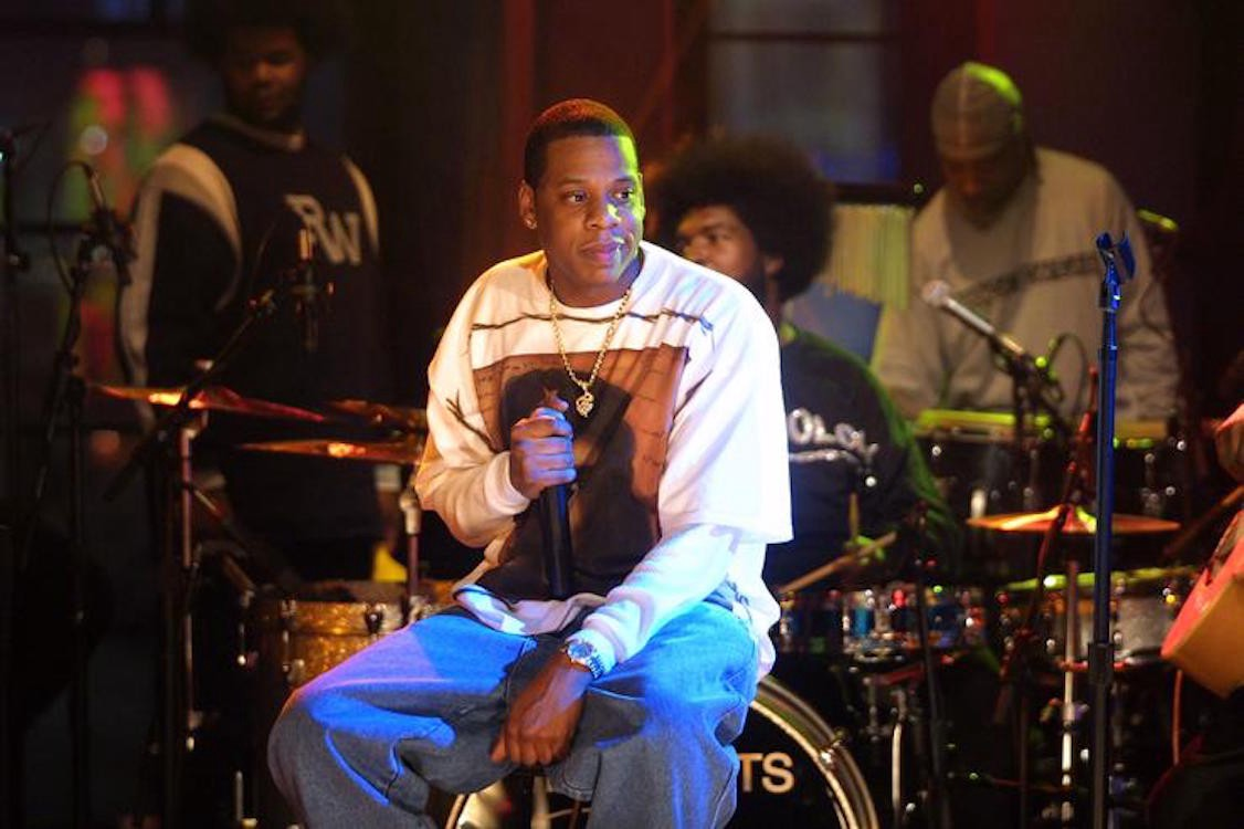 The significance of hip hop and 911 malik taylor medium jay z performing at mtv unplugged courtesy of massappeal malvernweather Images