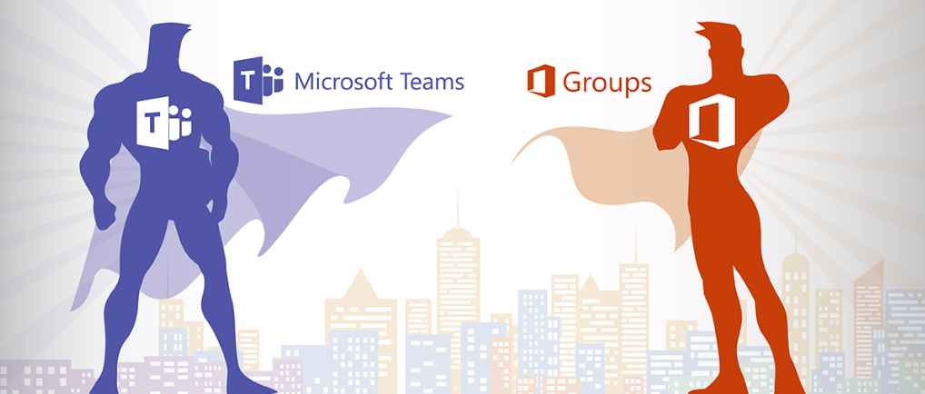 people are still confused about office 365 groups and microsoft teams