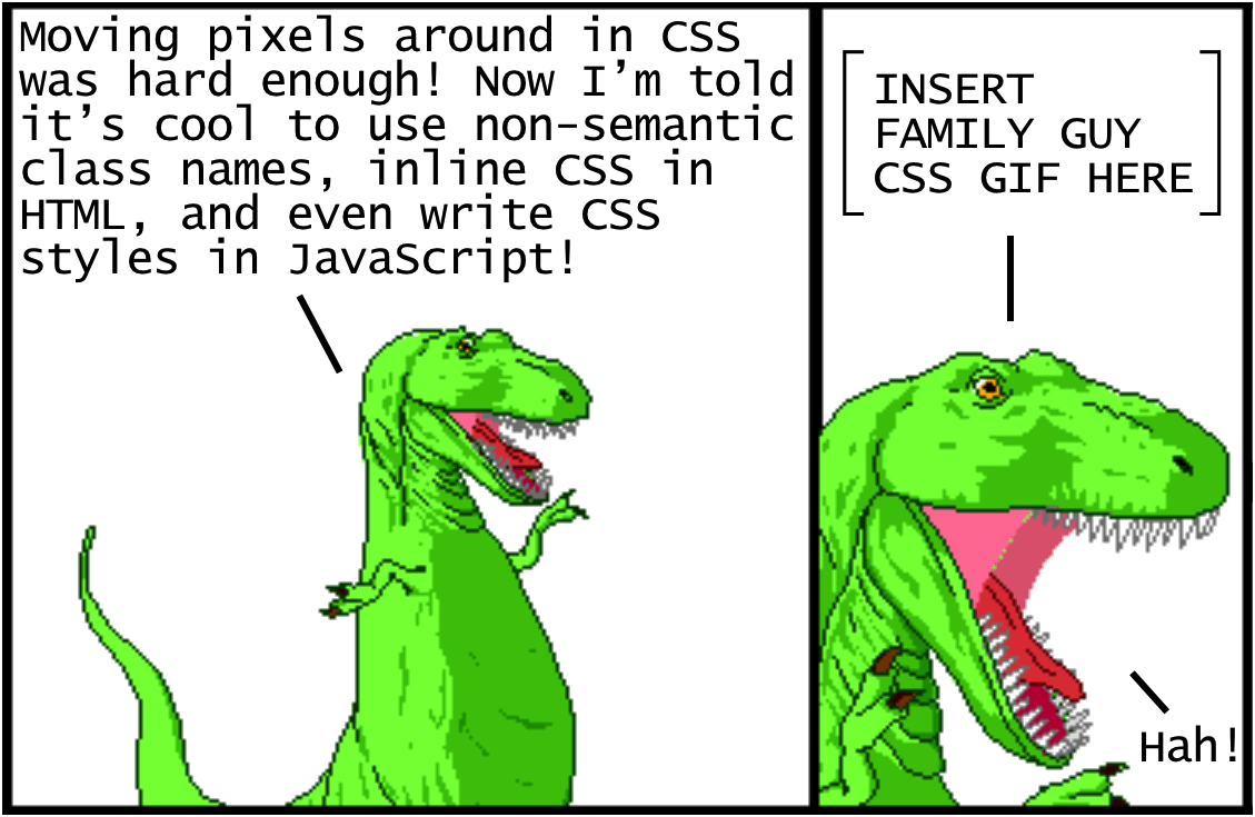 Modern CSS Explained For Dinosaurs Actualize Medium