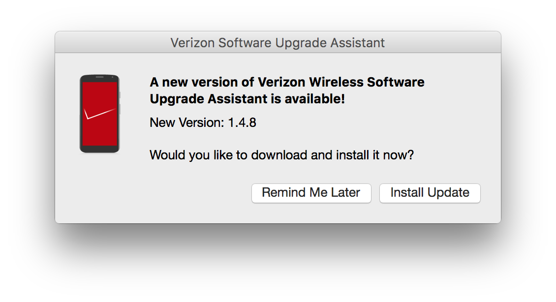 How To Remove Verizon Wireless Software Upgrade Assistant From OS X