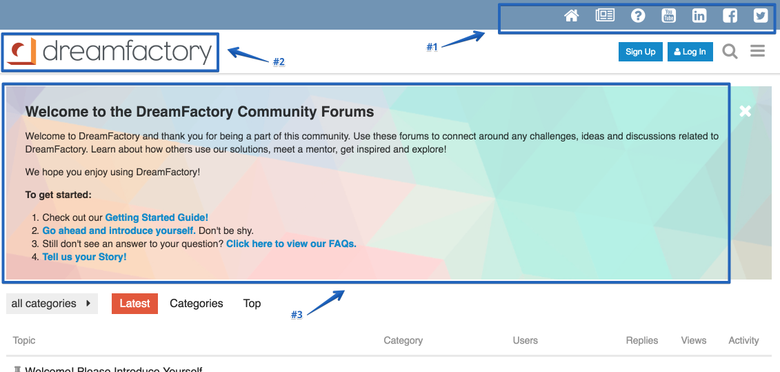 Customizing A Discourse Forum For Non Coders And Designers