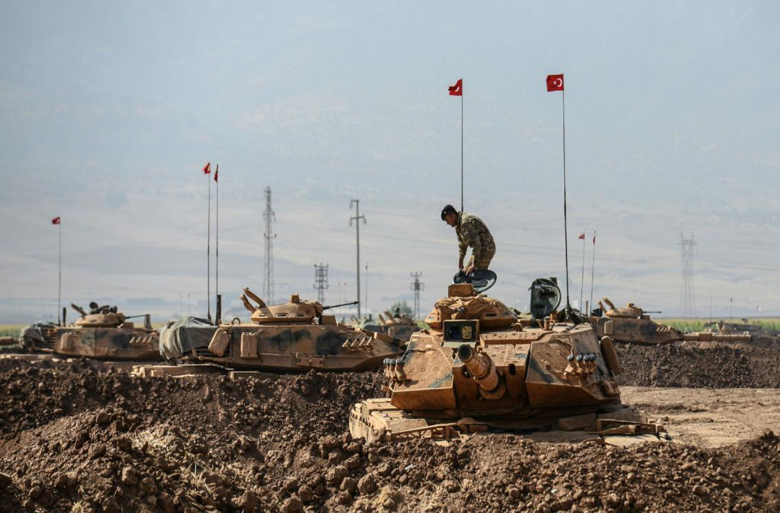Turkey lays out plans for Iraq's Kurds after independence vote