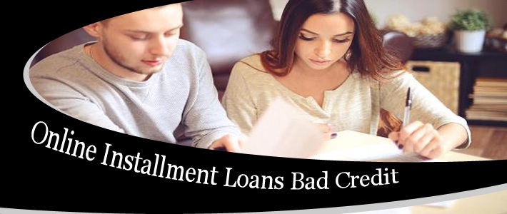 guaranteed installment loans for bad credit