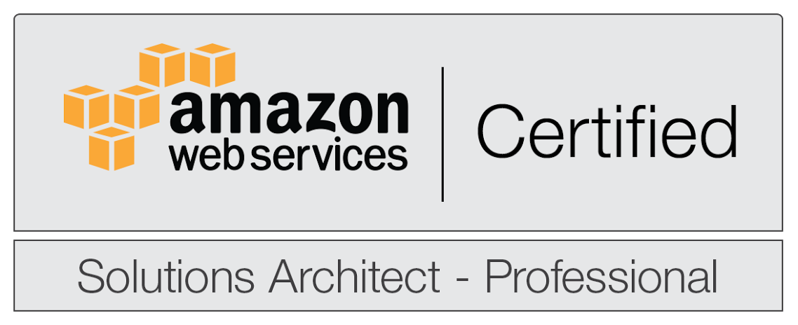 My path to AWS Certified Solutions Architect — Professional
