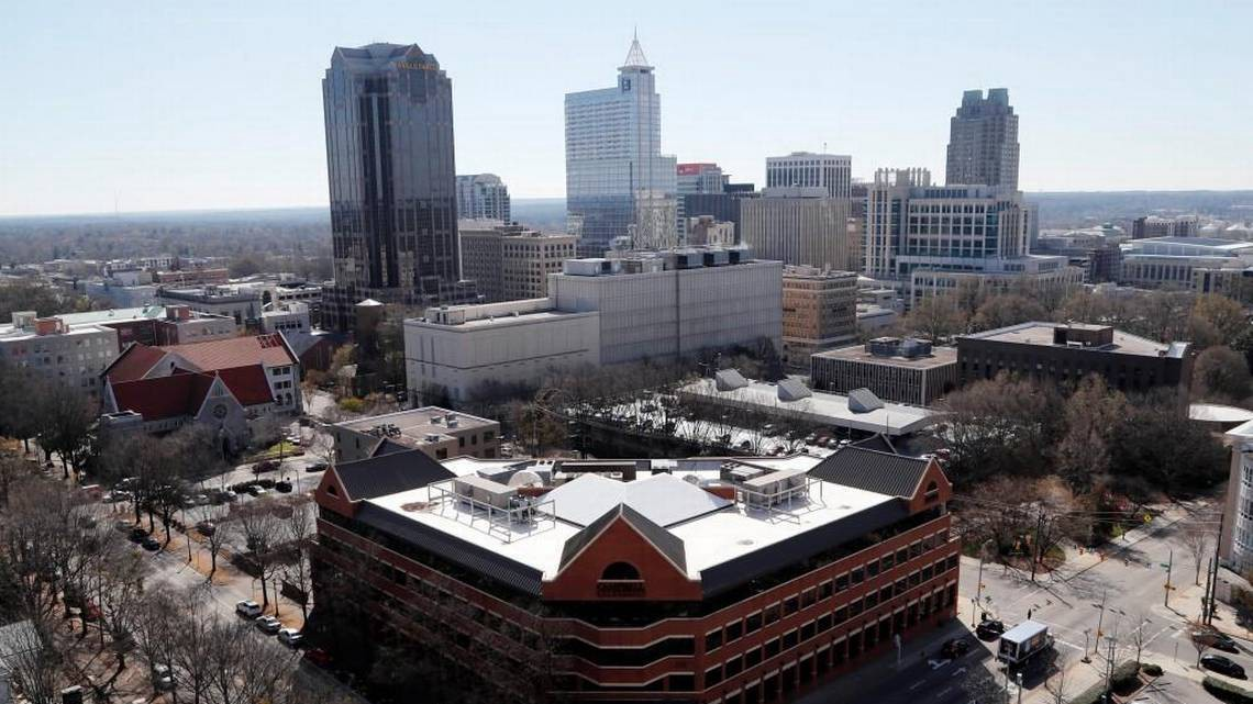Raleigh Charlotte Ranked Among Top 5 Cities With Fastest Growing