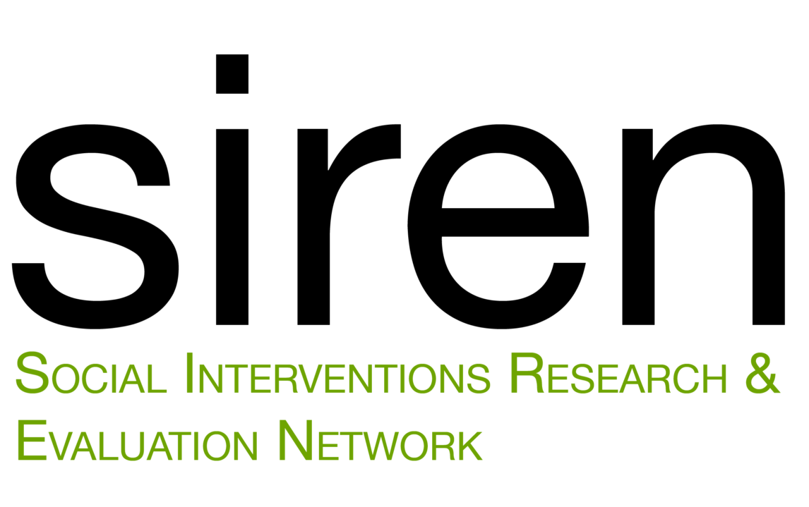 Social Interventions Research & Evaluation Network