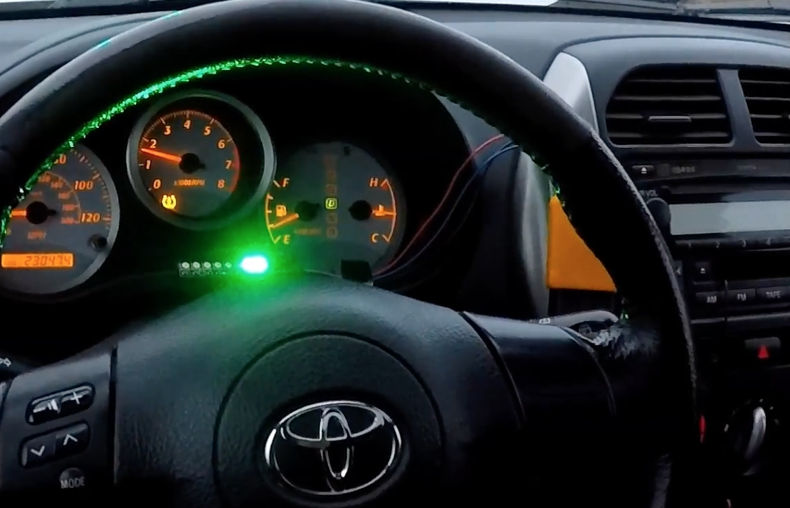 Add an MPG Indicator to Your Older Car – Hackster\'s Blog