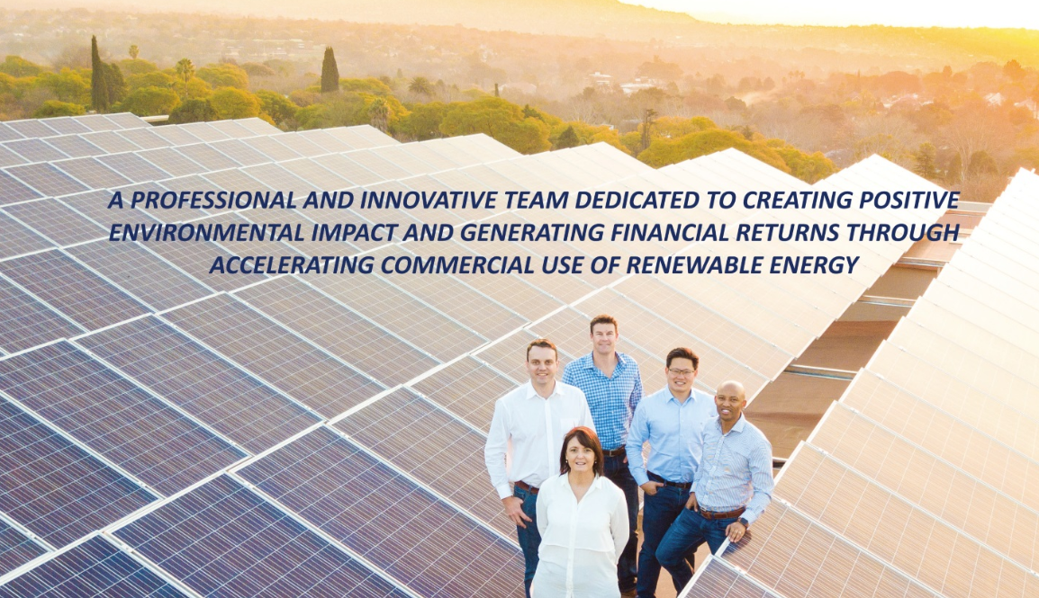 Greenx Signs Agreement With South Africa Innovative Renewable Energy