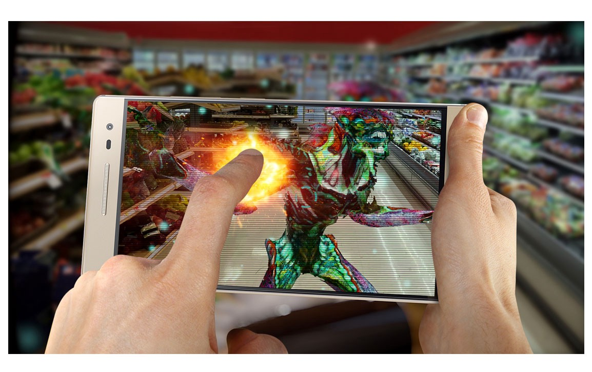 Image result for augmented reality games