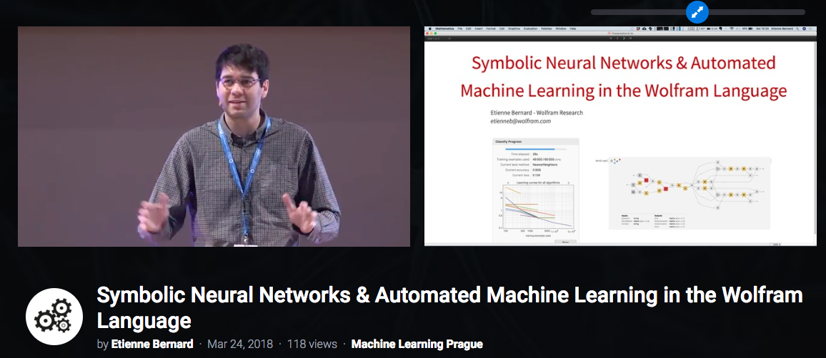Mlprague Talk Symbolic Neural Networks Automated Machine Learning