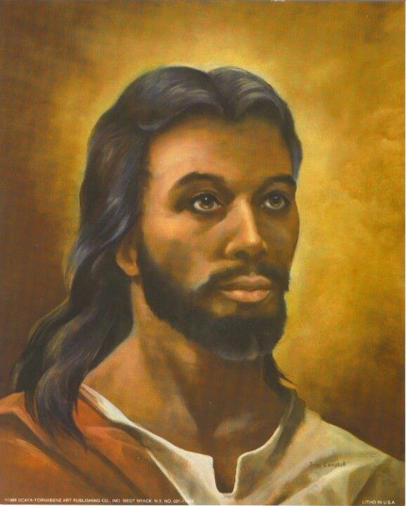 A Gentle Reminder That Jesus Was A Brown Middle Eastern Refugee Who