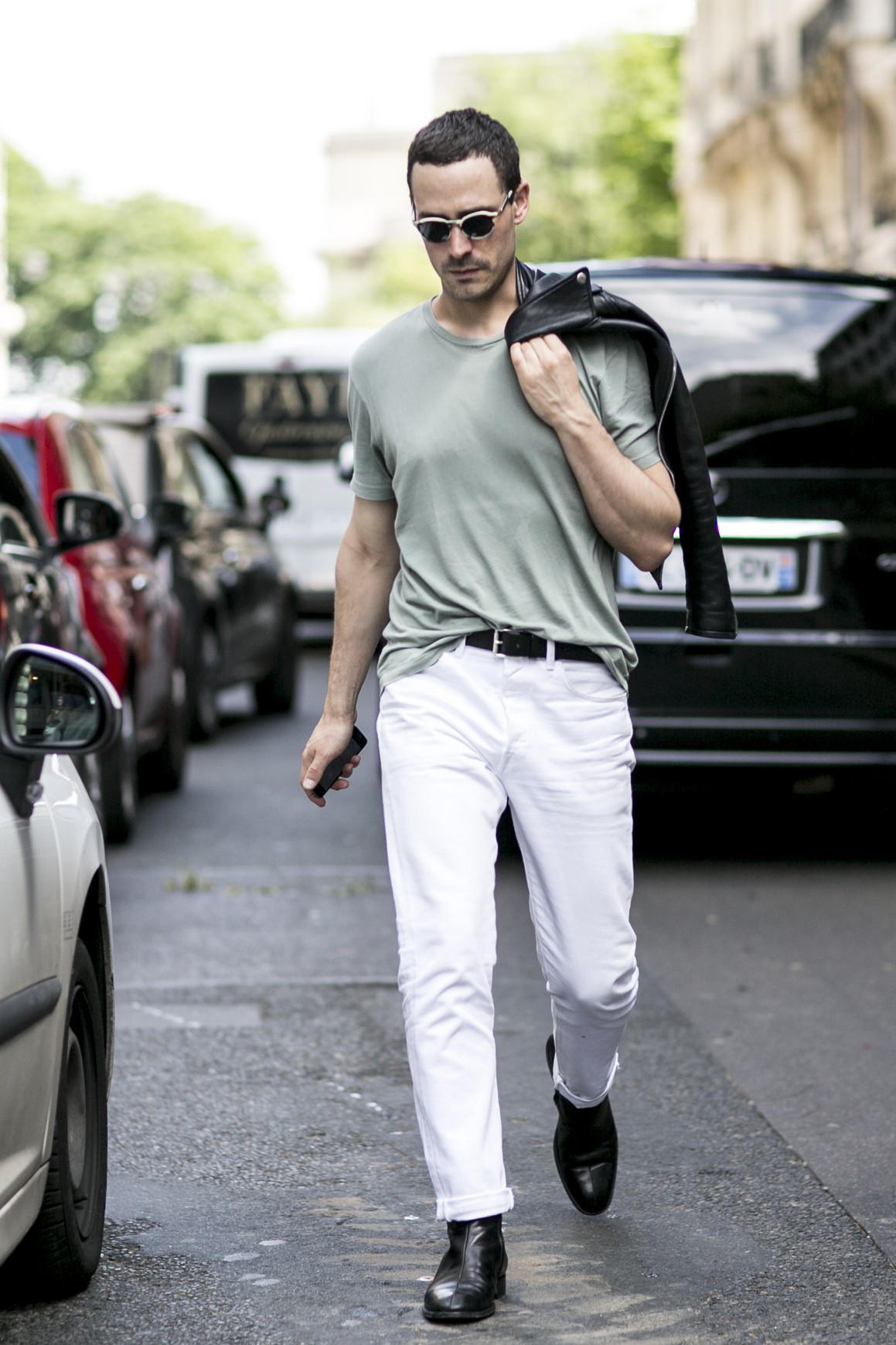 Mens Fashion This Summer Took A More Casual Turn As Strapped Sandals And Classics Like Chino Shorts And Short Sleeved Shirts Took Centre Stage Again