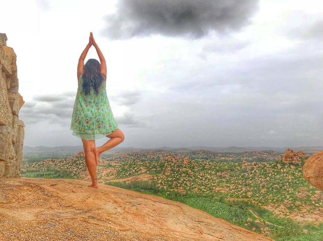 [Yoga on top of Matanga Hill](https://www.instagram.com/p/BlivcnKl8C4/?taken-by=_neha_kumari)