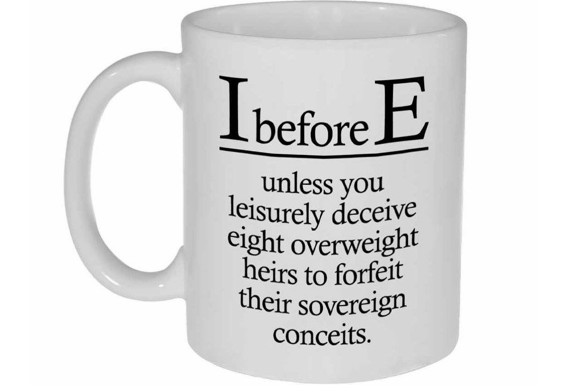 I before e except like a lot the writing cooperative where spelling meets poetry sciox Image collections