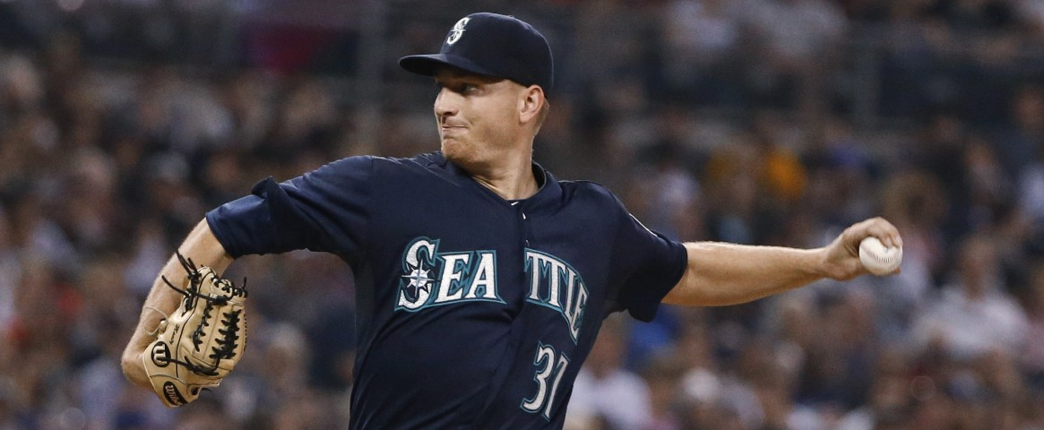 Mike Montgomery threw a 1-hitter last night, not allowing a hit until 1 out in the 7th inning.