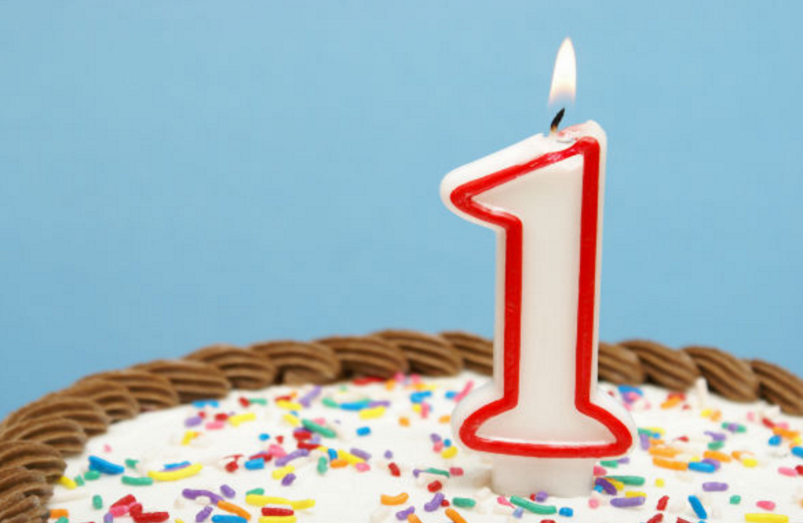 One Year Work Anniversary ConnectFor Medium