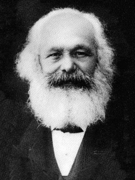 what is a capitalist society karl marx